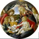 Madonna of the Magnificat (Botticelli)