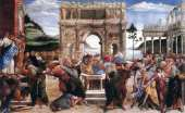 The Punishment of Korah (Botticelli)