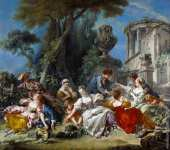 The Bird Catchers (Boucher)