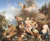 The Rape of Europa (Boucher)