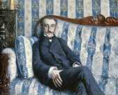 Portrait of Mr. R (Caillebotte)