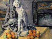 Still Life with Plaster Cupid I (Cezanne)