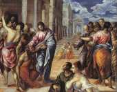 Christ Healing the Blind 3 (El Greco)