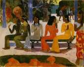 The market (Gauguin)