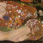 Water Serpents II* (Klimt)