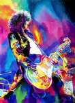 Jimmy Page - Monolithic Riff (L.Glover)