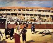 The bullfight (Manet)