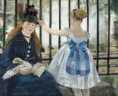 The Railroad (Manet)
