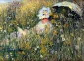 In the Meadow (Monet)
