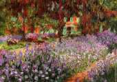 The Artist's Garden at Giverny (Monet)