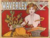 Waverley Cycles (Mucha)