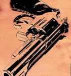 Gun Number 6 (Pop Art)