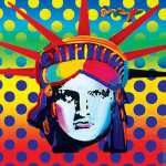 Statue of Liberty (Pop Art)