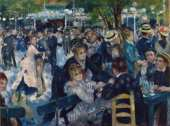 Dance at the Moulin de la Galette (Renoir)