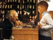 The Watchmaker of Switzerland (Rockwell)