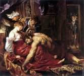 Samson and Delilah (Rubens)