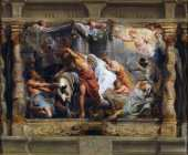 The triumph of the Eucharist over Idolatry (Rubens)