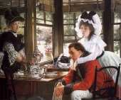 The Parting (Tissot)