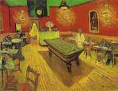 Coffee-house at night (Van Gogh)