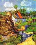 House in Auvers 1 (Van Gogh)