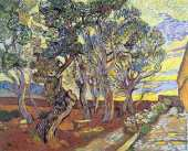 Garden of Saint Paul Hospital 3 (Van Gogh)