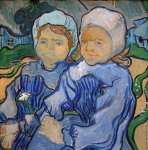 Two Children (Van Gogh)