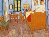 Van Gogh's bedroom in Arles III (Van Gogh)