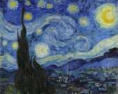 The Starry Night (Van Gogh)